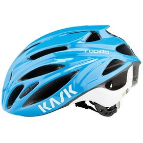 Kask Rapido Cykelhjelm blå